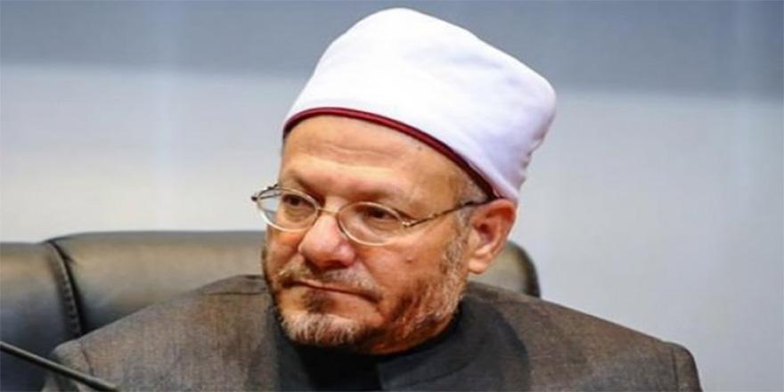 """Mısır Müftüsü """"İslam'da faiz kişiler arasında yasaktır, bankalar tüzel kişilik"""""""