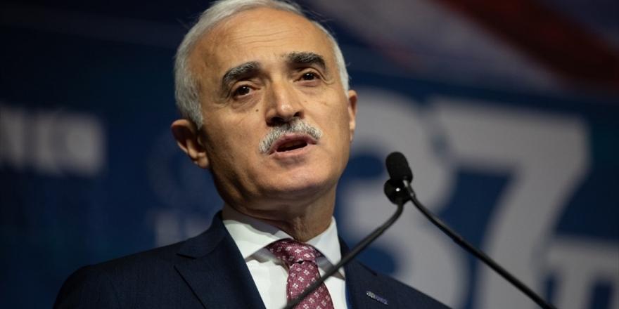 'Özbekistan'la Ticaret Hacmimizi 5 Milyar Dolara Taşıyacağımıza İnanıyorum'