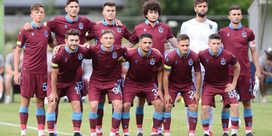 Trabzonspor Yarın Hoffenheim İle Karşılaşacak
