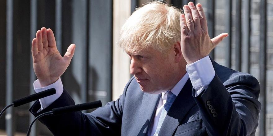 Yeni İngiltere Başbakanı Johnson'dan Brexit Mesajı