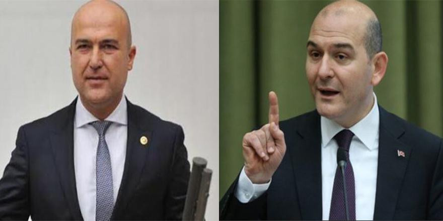 CHP İzmir Milletvekili Murat Bakan, Süleyman Soylu'ya sordu: Belediye başkanlarının OHAL'i ne zaman bitecek?
