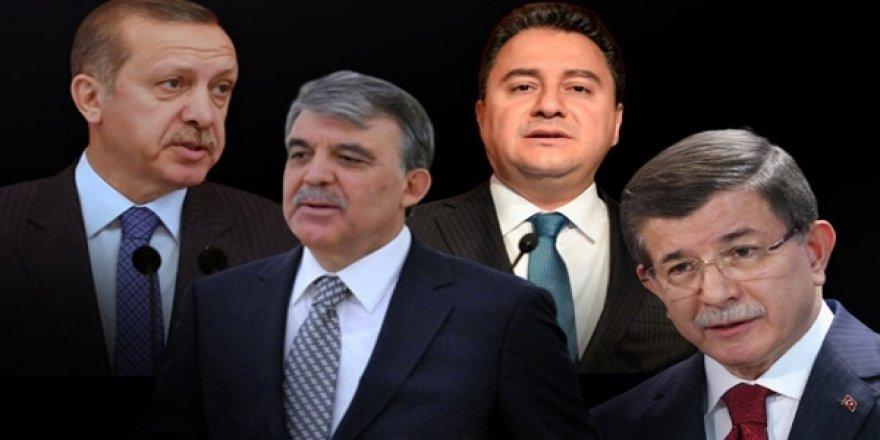 Erdoğan, Davutoğlu ve Gül'ün Memleketine Gidiyor