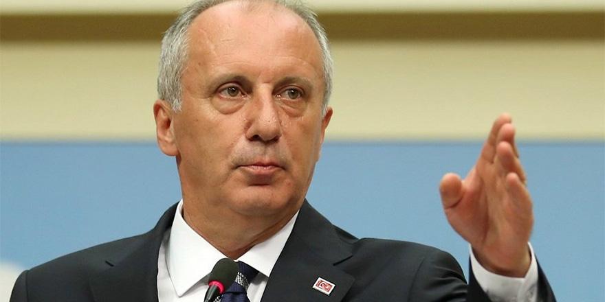 İnce'den Rahip Brunson krizi yorumu: Türkiye gerçek bir hukuk devleti olmalı