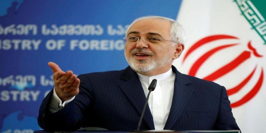 ABD, İran Dışişleri Bakanı Zarif'i Yaptırım Listesine Aldı