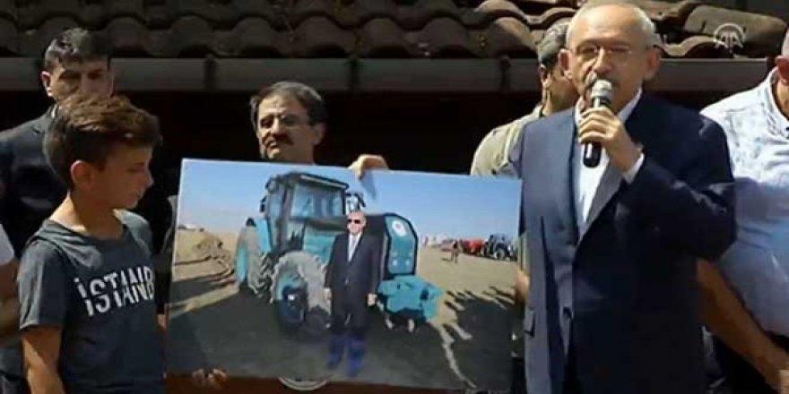 Kılıçdaroğlu'ndan Erdoğan'a: Tozdan, Topraktan Korkuyorsan Orada Ne İşin Var?