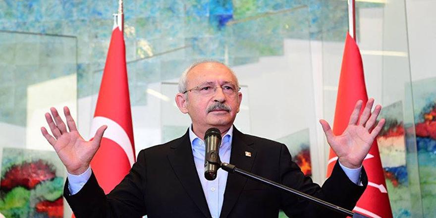 Kılıçdaroğlu'ndan Trump'a: Müttefiklik hukukuna aykırı