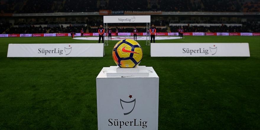 Süper Lig'in İlk 3 Hafta Maç Programı Açıklandı