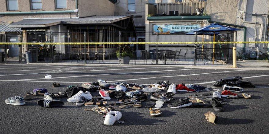 ABD'de 13 saat içinde ikinci silahlı kitlesel saldırı!