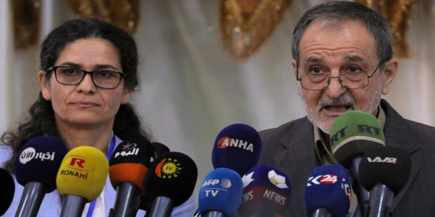 PKK uzantısı Suriye Demokratik Güçleri, Şam yönetimi ile ilk kez görüşüyor