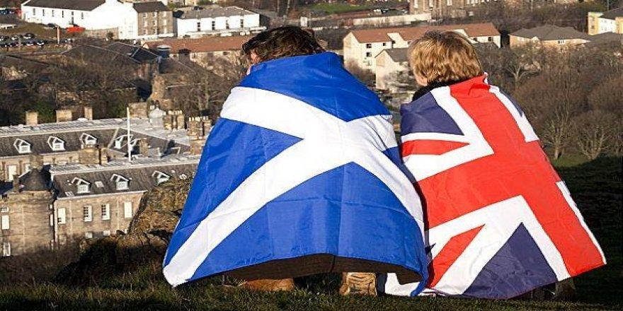 İskoçya, İngiltere'den ayrılmak istiyor