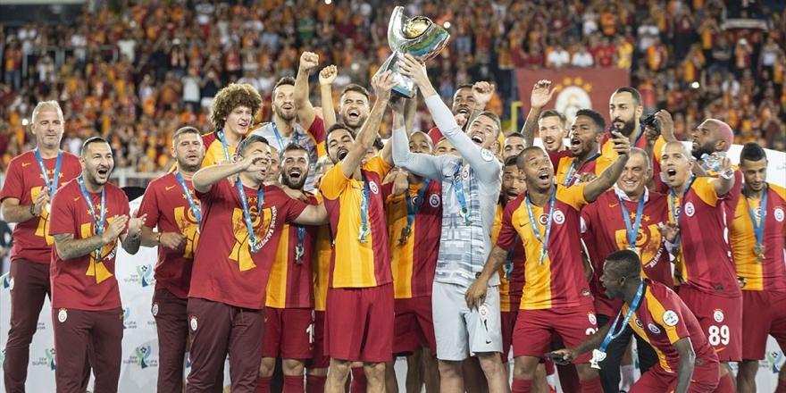 Galatasaray'dan Kupalara Ambargo