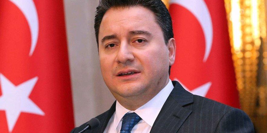 Flaş… Ali Babacan hareketi başlattı
