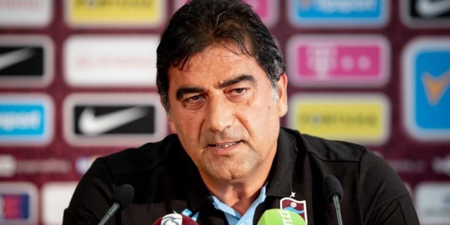 Trabzonspor Teknik Direktörü Karaman: Trabzon'a Avantajlı Bir Skorla Gitme Gayreti Bizi Mutlu Etti