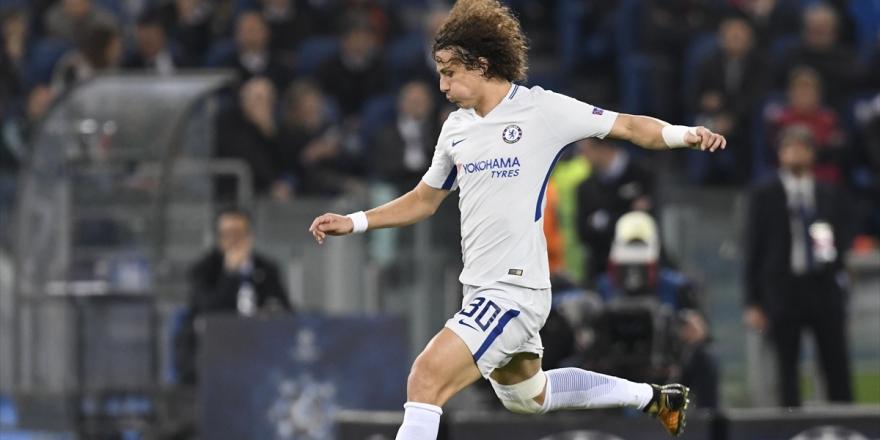 David Luiz, Arsenal'a İmza Attı