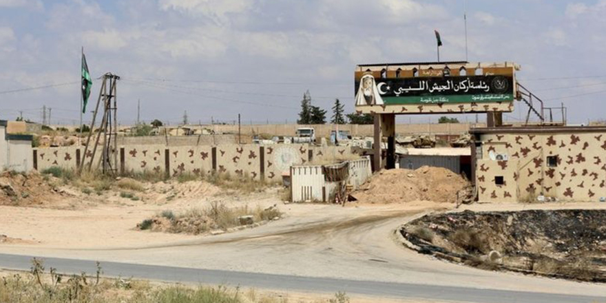 Libya'da Ulusal Mutabakat Hükümeti ateşkes teklifini kabul etti