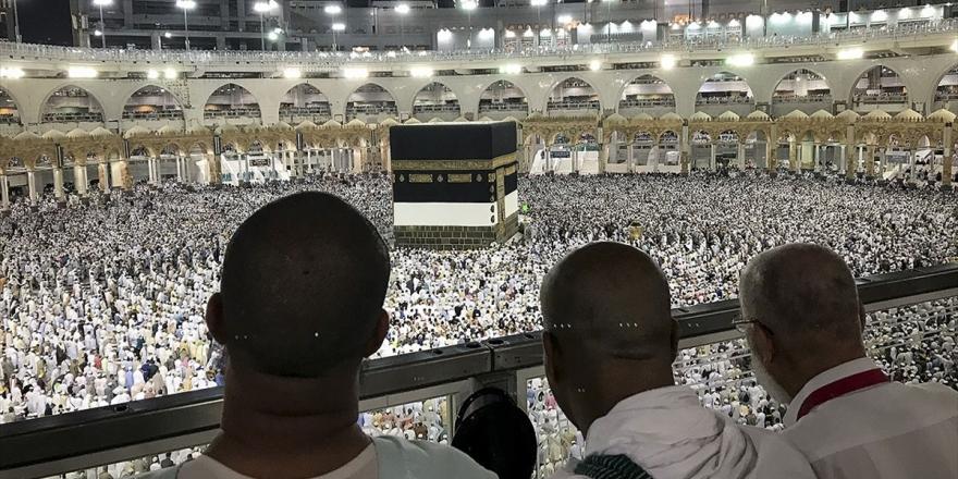 3 Milyon Müslüman Hacı Oldu