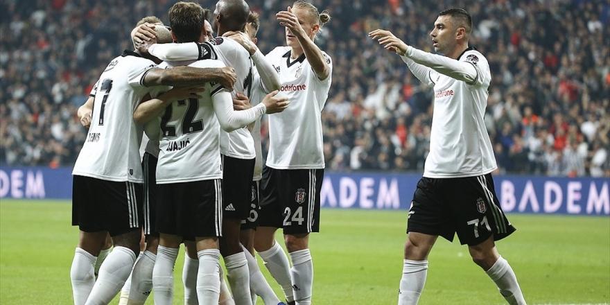 Beşiktaş'ın Süper Lig'deki Seyir Defteri