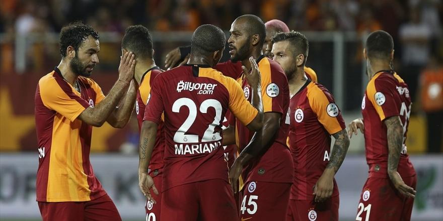 Galatasaray Lige İyi Başlıyor
