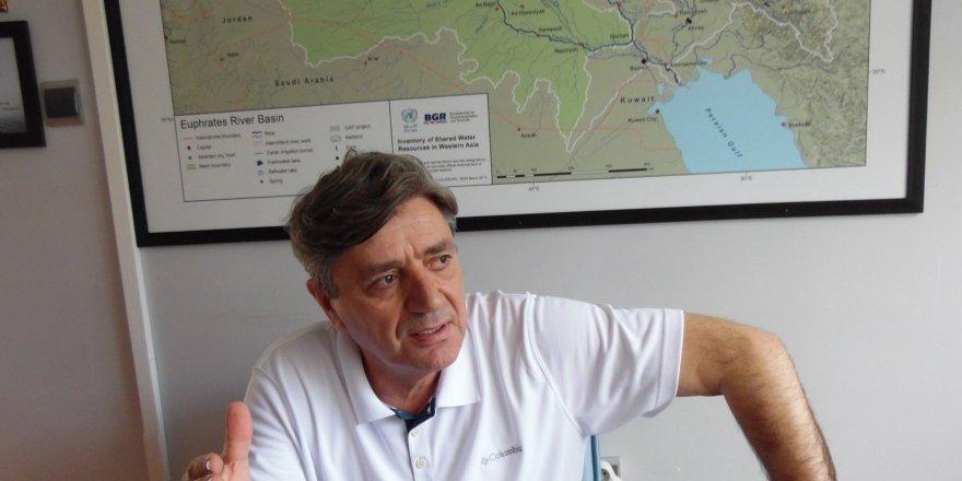 Dursun Yıldız: Türkiye'den Irak'a Su Yönetimi Desteği  bölgenin geleceği  için çok stratejik  bir adım