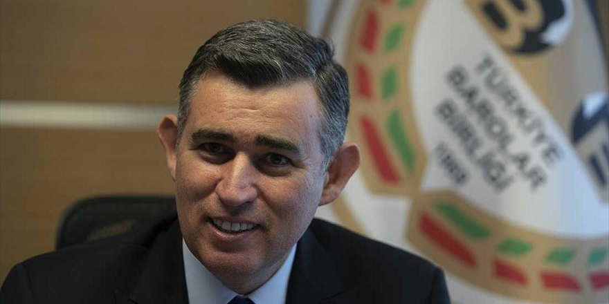 Türkiye Barolar Birliği Adli Yıl Açılış Töreni'ne Katılacak