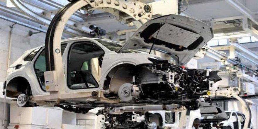 Alman Otomotiv Yan Sanayisini Zor Günler Bekliyor
