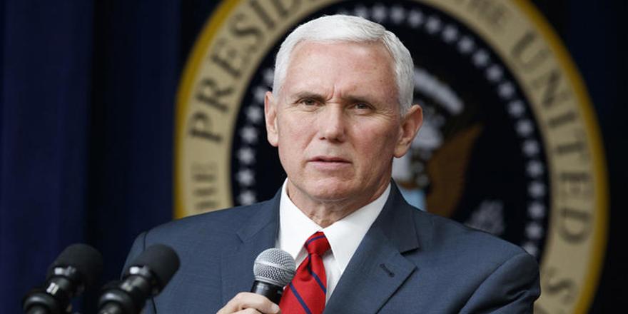 ABD Başkan Yardımcısı Pence'den Türkiye'ye küstah tehdit