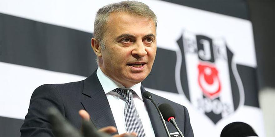 Fikret Orman, Beşiktaş'ın transferdeki öncelikli hedefini açıkladı