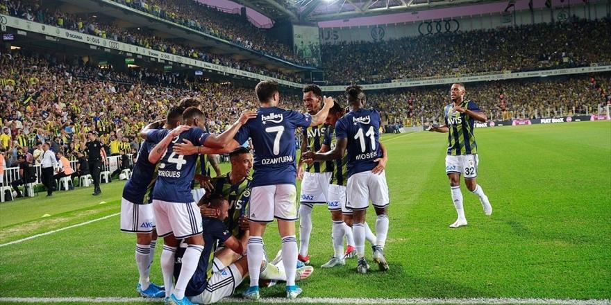 Fenerbahçe'den Sezona Bol Gollü Başlangıç