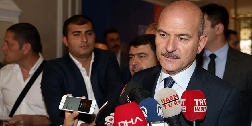İçişleri Bakanı Soylu: Hukukun En Temel Görevi Milletin Oylarını Teröre İstismar Ettirmemektir
