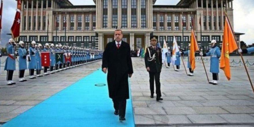 Saray'a Rest Çeken Hakimler