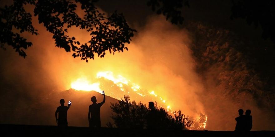 Adalet Bakanlığı Orman Yangınlarına İlişkin Cezaları Hatırlattı