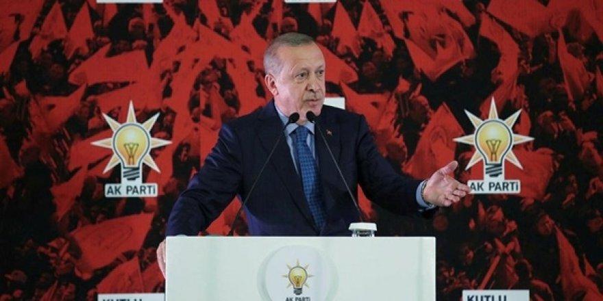 Başkan Erdoğan'dan Cumhur İttifakı Mesajı