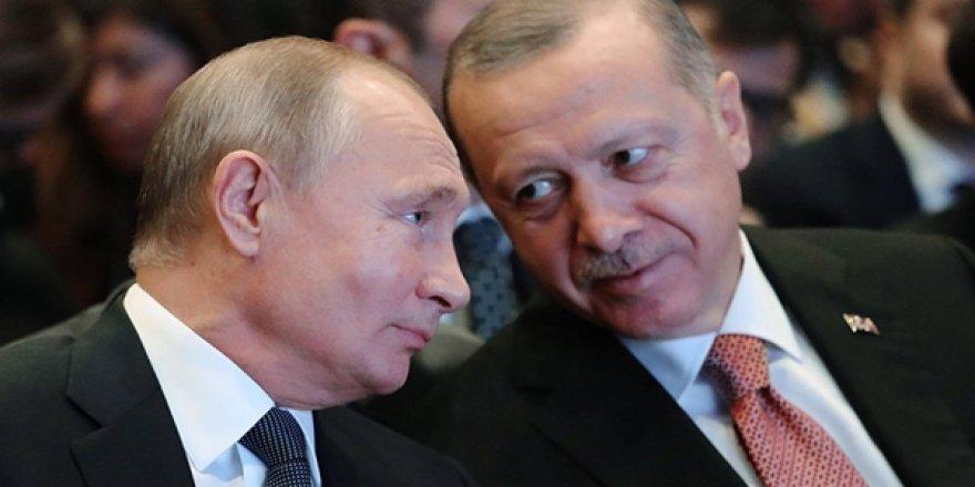 Erdoğan, Moskova'ya Gidiyor: Salı Günü Putin İle Görüşecek