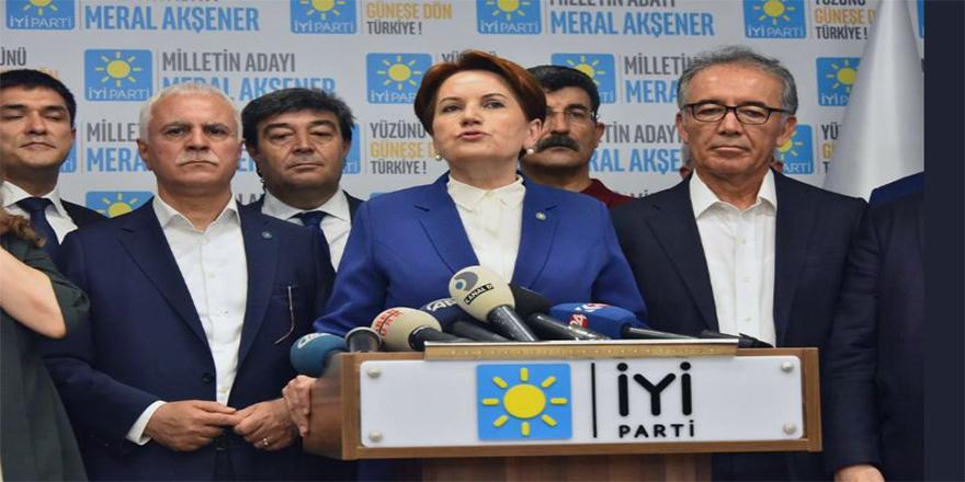 Meral Akşener'den kurultay açıklaması