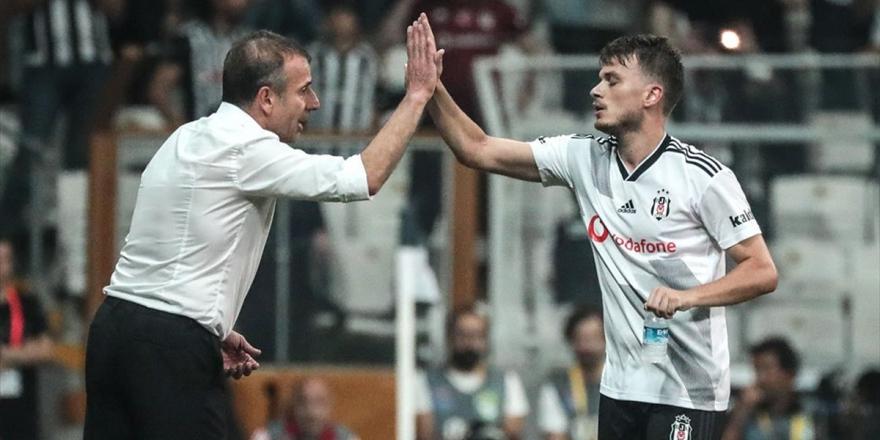 Beşiktaş, Abdullah Avcı Yönetiminde İlk Galibiyetini Aldı