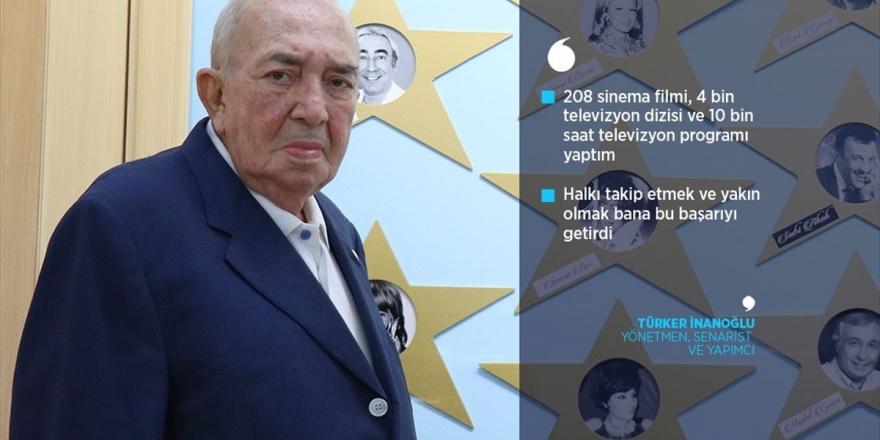 Türker İnanoğlu: Siyah Beyaz Filmleri İzleyip Hüngür Hüngür Ağlıyorum