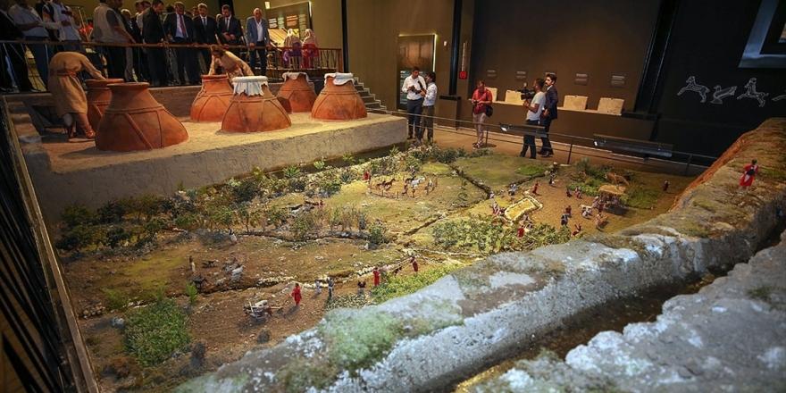 'Urartu Müzesi' 9 Yıl Sonra Yeni Binasında Ziyarete Açıldı