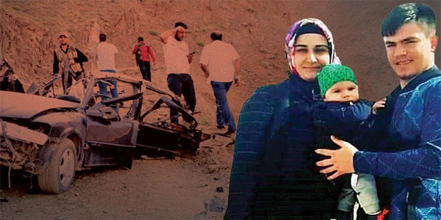 PKK'dan Yüksekova'da kahpe tuzak: Anne ve bebeğine kıydılar