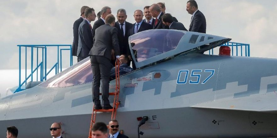 Dikkat Çeken Diyalog… Türkiye Rusya'dan Bu Uçaklardan mı Alıyor
