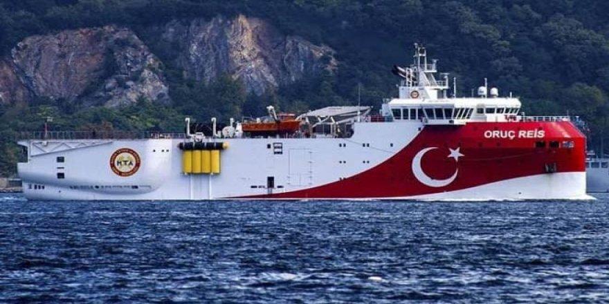 Dördüncü Gemide Yola Çıktı: Oruç Reis de Akdeniz'e İniyor