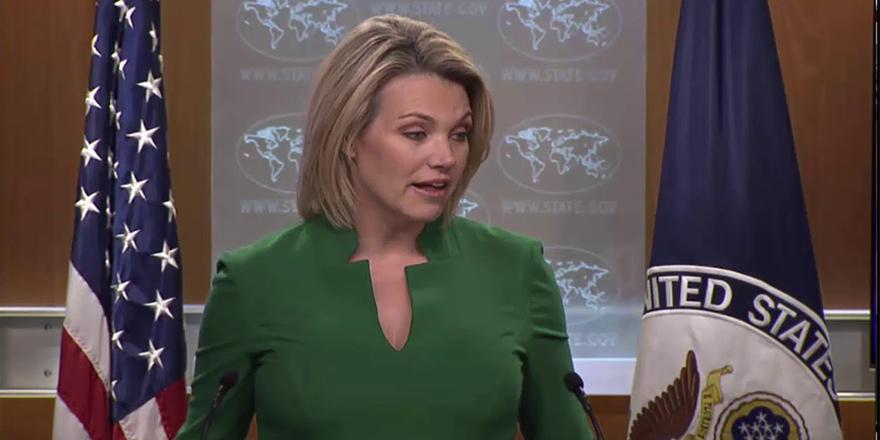 ABD Dışişleri Bakanlığı sözcüsünden Pastör Brunson açıklaması: Yaptırımlar gerçek bir risk