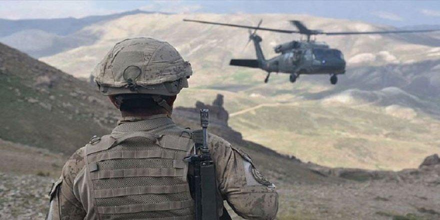 Komutanlar Sahada: 3 İlde Kıran-2 Ortak Operasyonu Başlatıldı