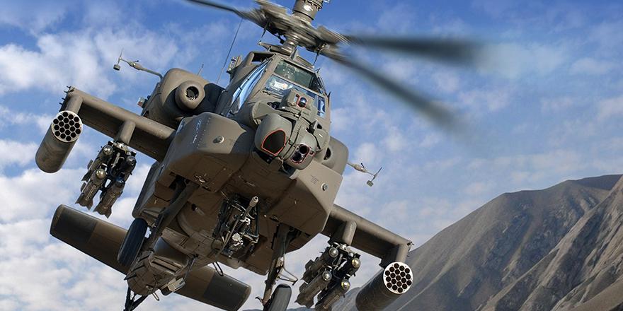 Bugün Ankara'da 45 askeri helikopter art arda havalanacak