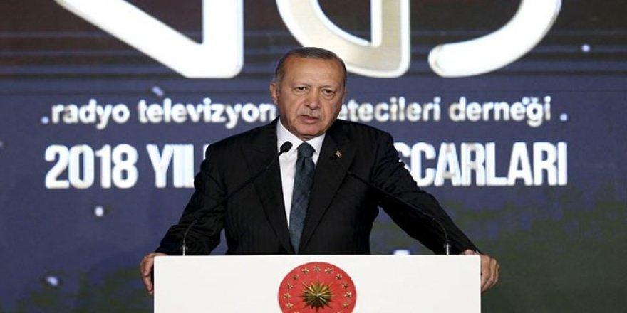 Erdoğan: Biz Basını Daha Özgür, Daha Çoğulcu Bir Türkiye Arzuluyoruz