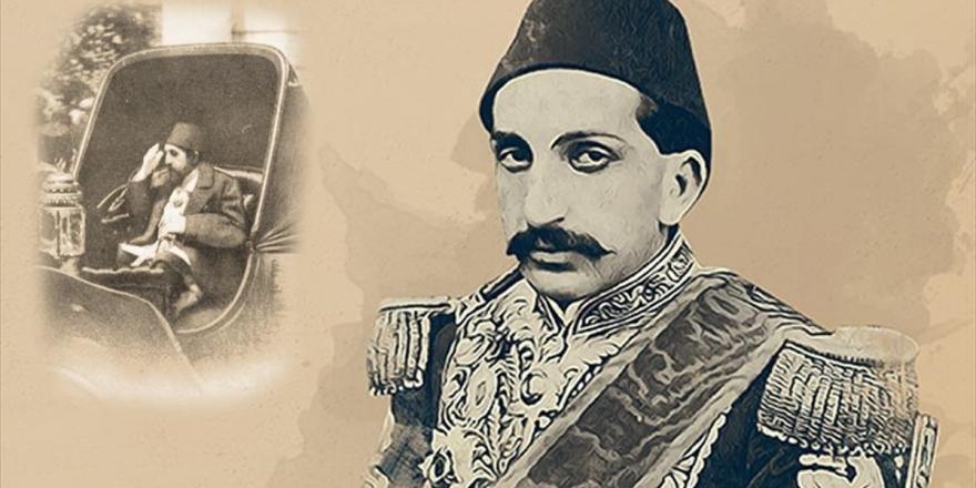 Ulu Hakan Sultan Abdülhamid 143 Yıl Önce Bugün Tahta Çıktı