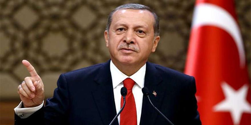 Ngazete yazarı Nevzat Bingöl yazmıştı, Cumhurbaşkanı Erdoğan bugün aynı kelimeleri kullandı