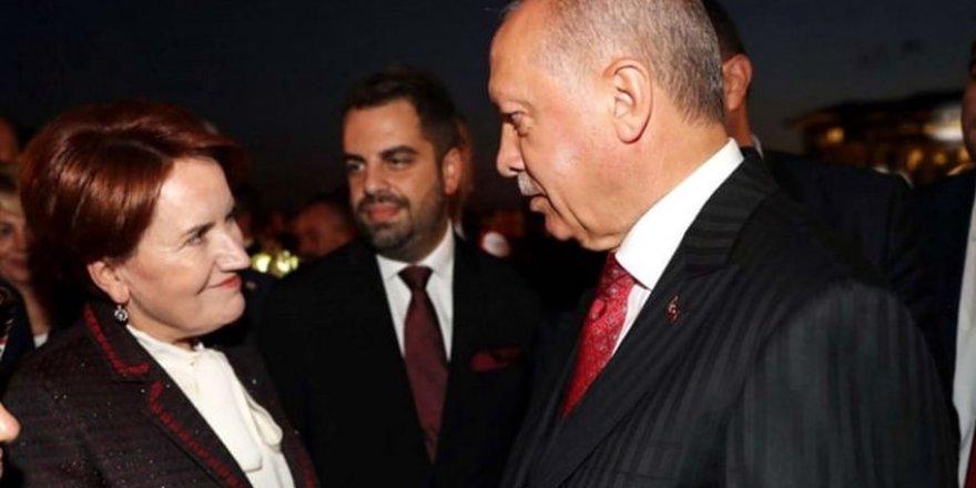 Yanındaki İsim Anlattı! Cumhurbaşkanı Erdoğan İle Meral Akşener ne Konuştu?