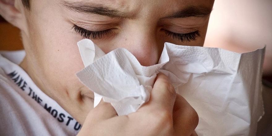 Alerjisi Bulunan Çocuklar İçin 'Okullara Tedbir' Uyarısı