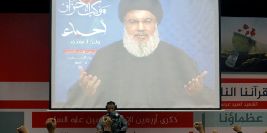 Nasrallah: İsrail İçin Lübnan'da Yeni Bir Dönem Başladı, Artık İHA'ları Düşürülecek