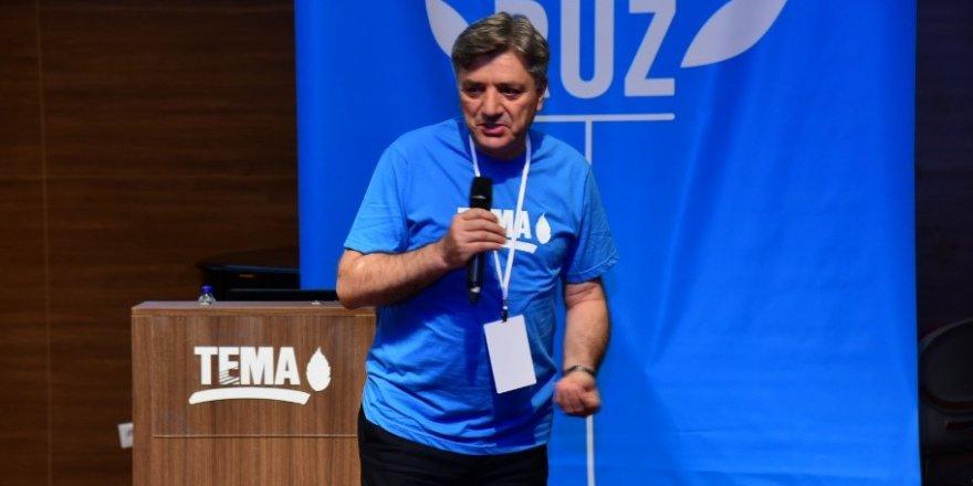 SPD Başkanı Dursun Yıldız TEMA Vakfı toplantısında konuştu: Ülkemizde su yönetiminin karşılaşacağı tehditler artacak